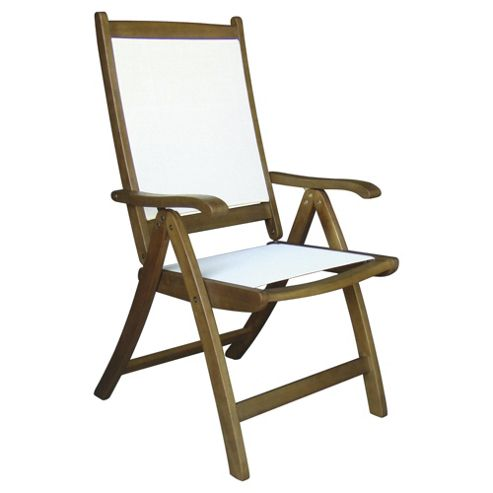 Windsor wood fabric reclining garden dining chair 05053526117542 - Reclining dining room chairs ...