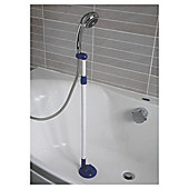 Adpatable Showereasy Potable Shower Arm