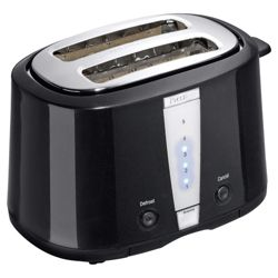 Meyer Prestige 51048 Dakota 2 Slice Toaster - Black