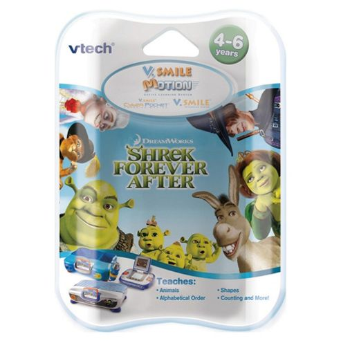 VTech V.Smile Shrek Forever After Learning Game