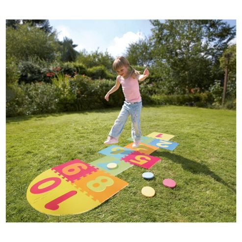 Tesco Out There Hopscotch Number Playmats- Assortment – Colours & Styles May Vary