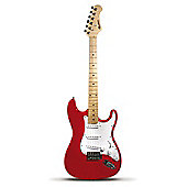 Rockburn Ultimate Electric Guitar Pack - Red