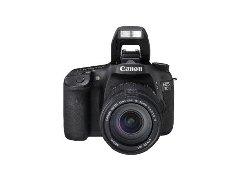 Canon EOS 7D Digital SLR Camera, 18 MP, 3