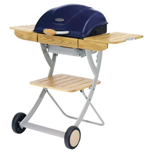 Outback Omega 200 Charcoal BBQ with Cover