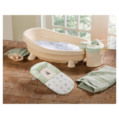 Summer Infant Deluxe Spa Bath