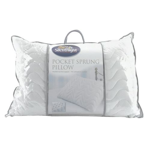 Silentnight Pocket Sprung Pillow