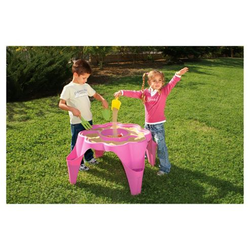 Starplast Pink Flower Play Table