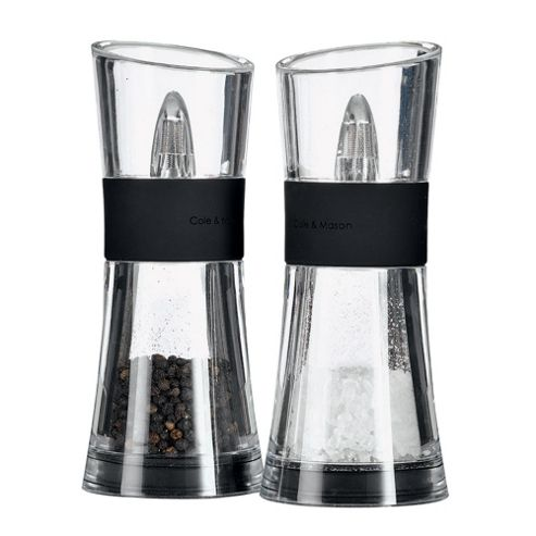 Cole & Mason Inverta Salt and Pepper Mill Gift Set