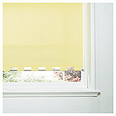 Turret Roller Blind, Buttercup Yellow 120Cm