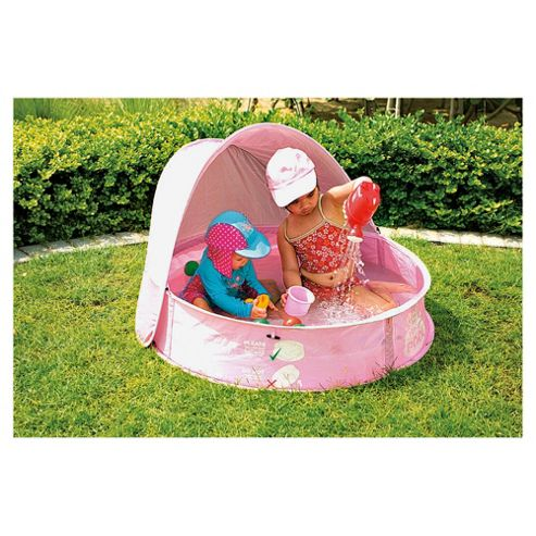 Buy pop up pool pink from our pools paddling pools range for Pop up paddling pool