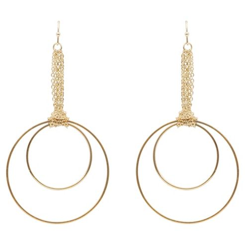 Elspeth Gibson Double Hoop Earrings