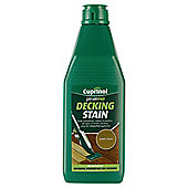 Cuprinol Power Pad Decking Stain Golden Maple 1L