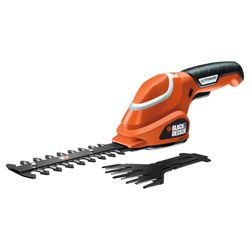 Black & Decker Lithium Ion Shear Shrubber Kit GSL700