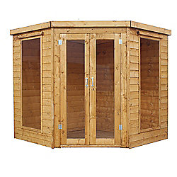 Mercia 7 x 7 Corner Summerhouse