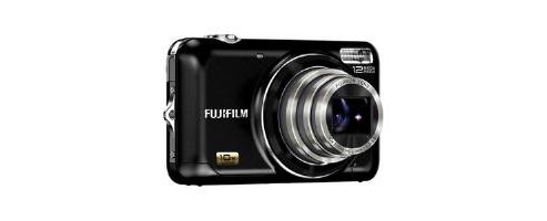Fujifilm FinePix JZ300 Digital Camera -12MP, 10x Optical Zoom and a 2.7 inch LCD - Black