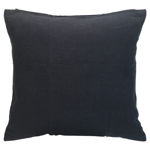 Tesco Cushion Cover, Black