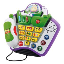 VTech Buzz Lightyear Talk & Teach Phone