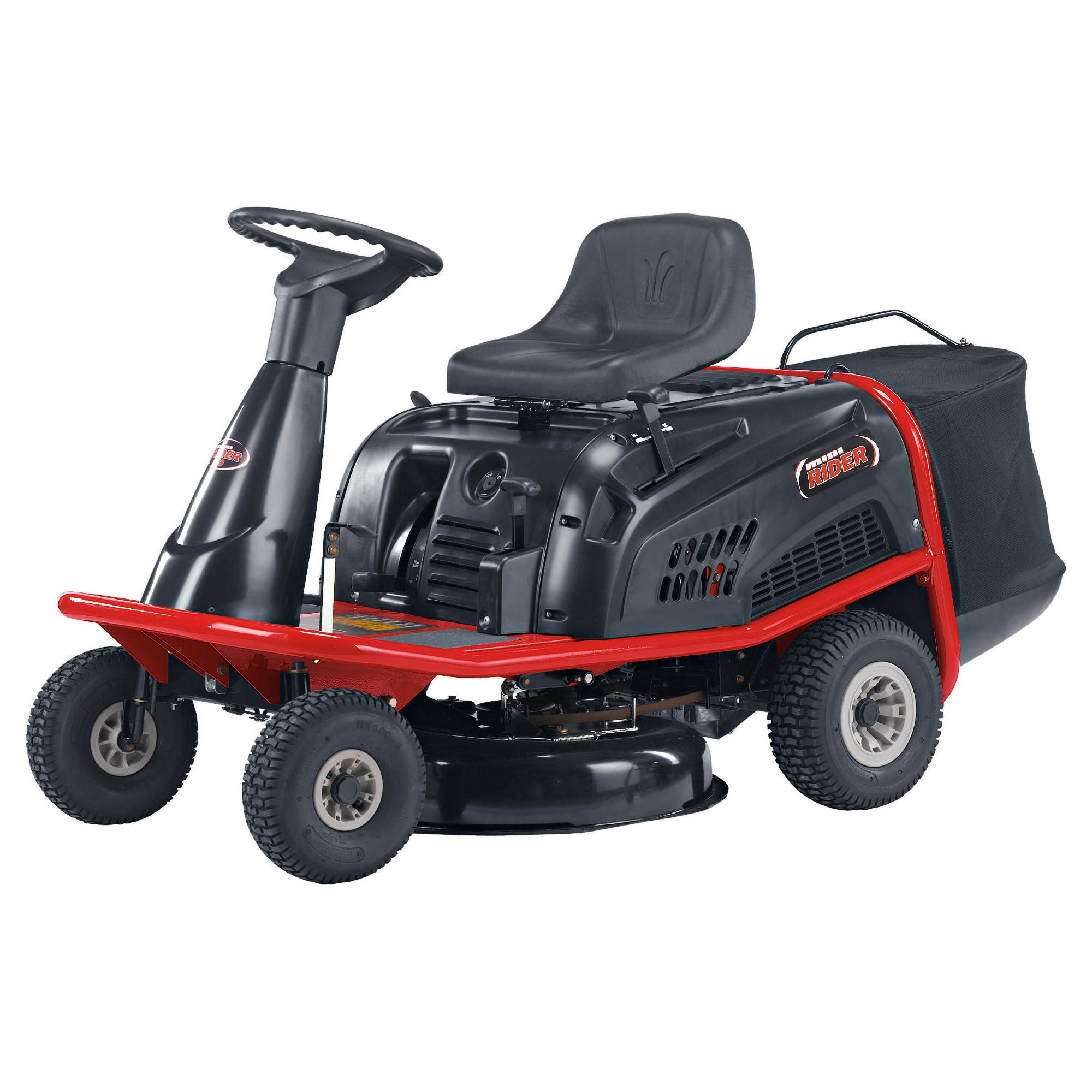 MTD Briggs & Stratton 6.5HP Ride on Lawnmower at Tesco Direct