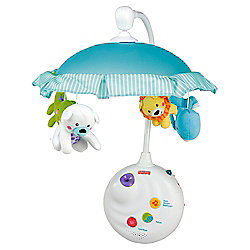 fisher price precious planet mobile manual