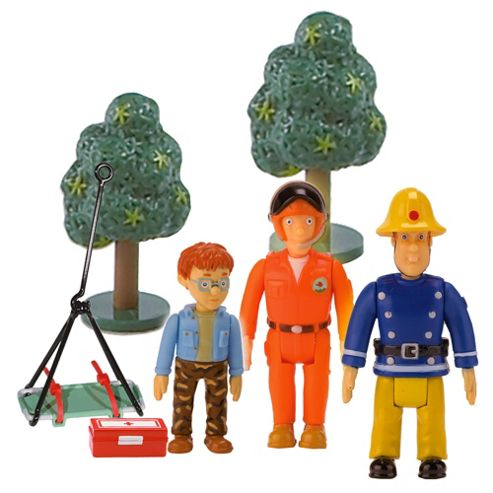 Fireman Sam Figure & Accessory Pack- Assortment – Colours & Styles May Vary