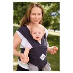 Close Parent Sling Baby Carrier, Charcoal