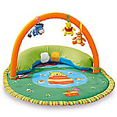 Tomy Winnie The Pooh Grow With Me Baby Activity Play Gym