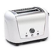 Morphy Richards 77-762 Red Stainless Steel 2 Slice Toaster