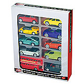 Tesco Die Cast Vehicles 10 Pack
