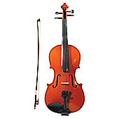 Windsor 1/2 Size Violin MI-1008 With Light weight Zipped Case & Shoulder Strap