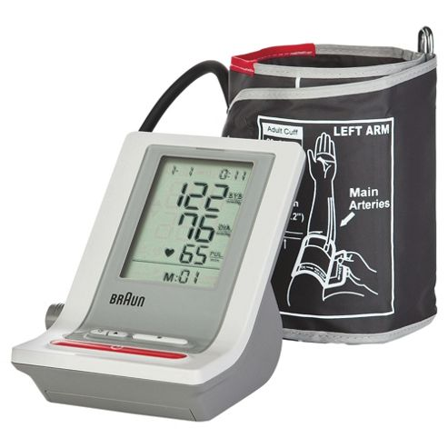 Braun Upper Arm Blood Pressure Monitor