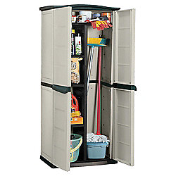 Keter Plastic Compact Garden Shed
