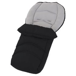 Hauck Footmuff, Black