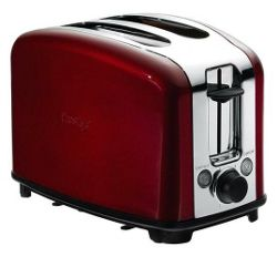 Prestige 54006 2 Slice Toaster - Red