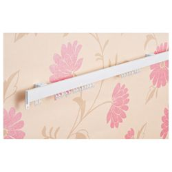 Swish Curtain Track 125cm