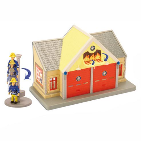 Fireman Sam Adventure Playset with Figure