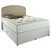 Rest Assured King Divan Set - Royal Ortho 1000, 2 Drawer Divan Set