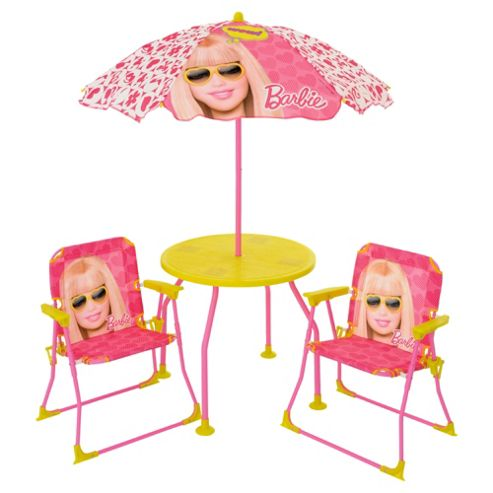 Barbie Children's Patio Set