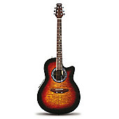 Martin Smith Electro Acoustic Guitar R202 Sunburst