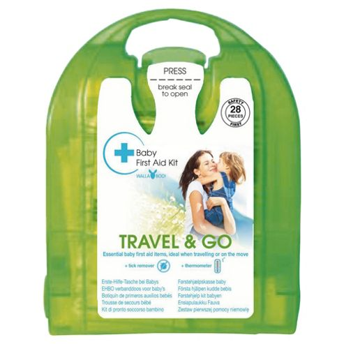Wallaboo Baby First Aid Kit Travel Go