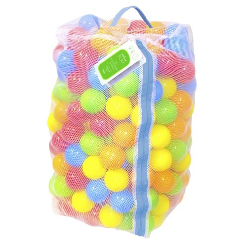 Tesco 300 Playballs, Multicoloured