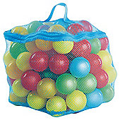 Tesco 300 Ballpit Playballs, Multicoloured
