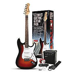 Technote Rockburn Electric Guitar Pack - Sunburst