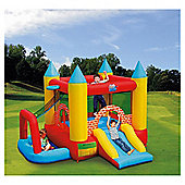 Action Air Deluxe Bouncy Castle Playcentre