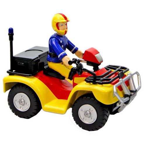 Fireman Sam Vehicle & Accessory - Assortment – Colours & Styles May Vary