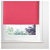 Thermal Blackout Blind, Fuschia 180Cm
