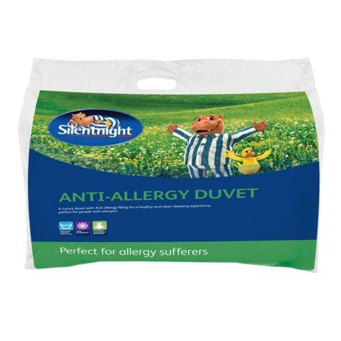 Silentnight Antibacterial Single Duvet , 4.5 Tog