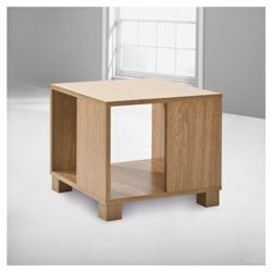 Nico Side Table, Oak-effect