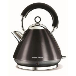 Morphy Richards 77-763 1.5L Accents Black Traditional