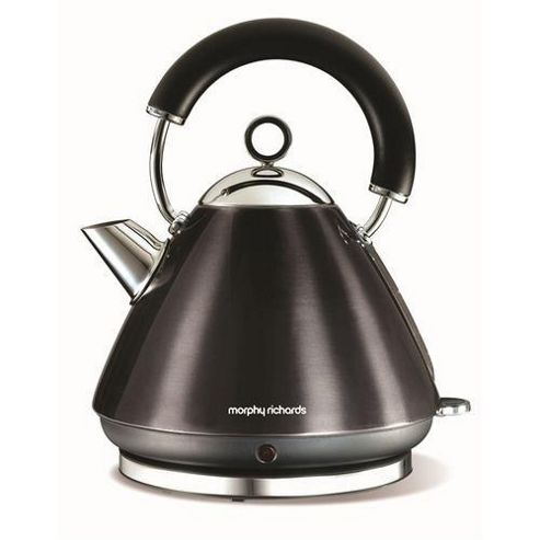 Morphy Richards 43776 1.5L Accents Traditional Kettle - Black