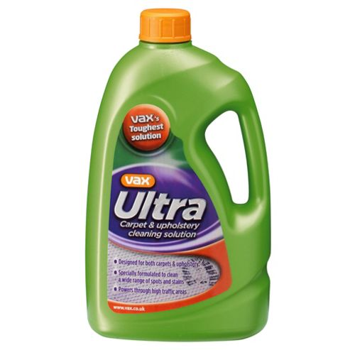 Buy Vax Ultra Carpet Cleaning Solution 1 42l From Our